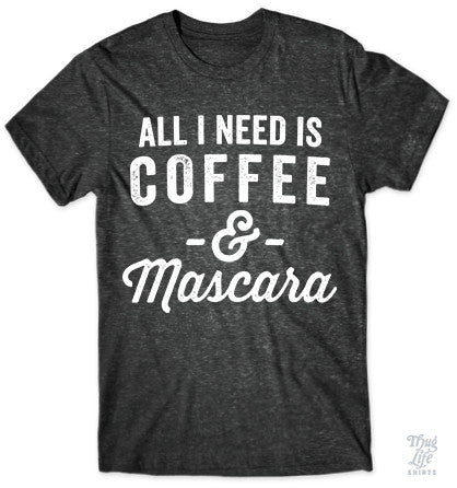 Coffee And Mascara