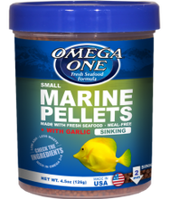 Load image into Gallery viewer, Marine Pellet w/Garlic Small
