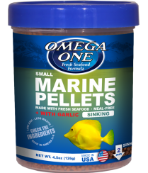 Marine Pellet w/Garlic Small