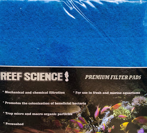 Reef Science Water Clarify pad