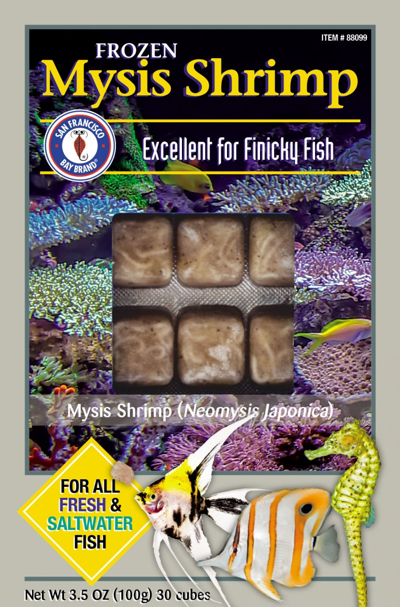 Mysis Shrimp 100G