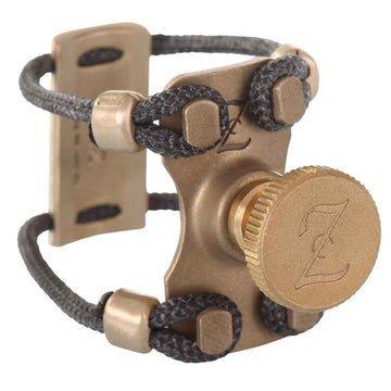 ZAC Ligature ZL1112 Brass Metal Lig Soprano