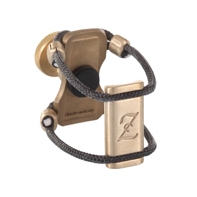 ZAC Ligature ZL1122 Brass Metal Lig Tenor