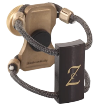 ZAC Ligature ZL1216 Brass Wood Lig Alto