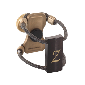 ZAC Ligature ZL1219 Brass Wood Lig Tenor