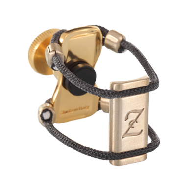 ZAC Ligature ZL3122 Gold Metal Lig Tenor
