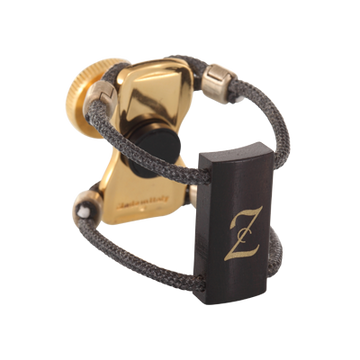ZAC Ligature ZL3222 Gold Wood Lig Tenor