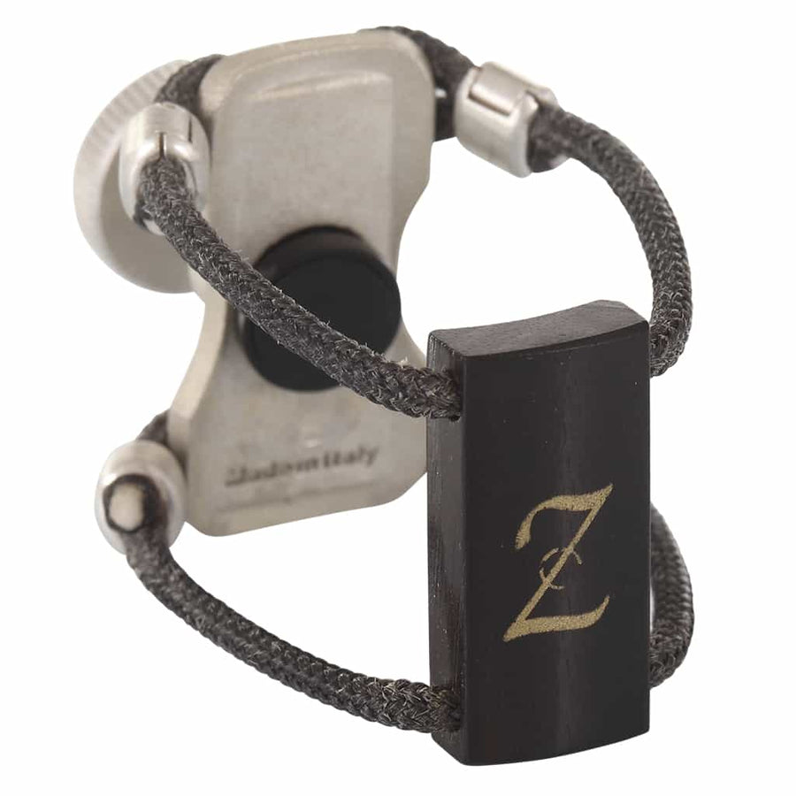 Zac Ligature ZL4204 Top Silver Wood Lig Bb Clarinet