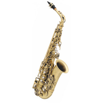 Buffet BC840110 Alto Sax Lacquer with backpack style case