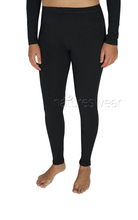 Load image into Gallery viewer, Tani leggings in Graphite, made from beechwood, breathable fabric
