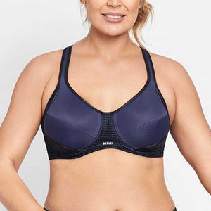 Berlei Electrify Sports Bra Navy