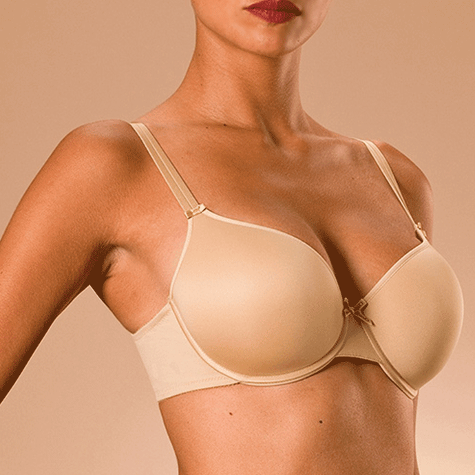 Chantelle Invisible Memory T Shirt Bra