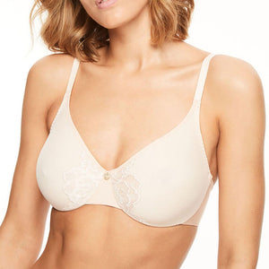 Chantelle Orangerie Smooth Full Coverage Bra Nude