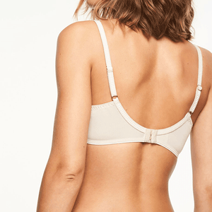 Chantelle Ivory Champs Elysee Full Coverage Bra