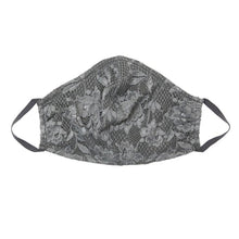 Load image into Gallery viewer, Cosabella Never Say Never  V Facemask - Platinum Grey