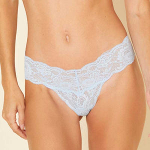 Cosabella Never Say Never Thong White