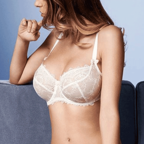 Empriente Louise Bra In Natural (Ivory)
