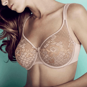 Empriente Melody Bra In Gold