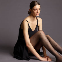 Load image into Gallery viewer, Levante Sienna Spot Tights