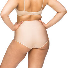 Load image into Gallery viewer, Nancy Ganz Body Architect Waisted Brief Nude