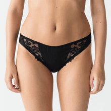 Load image into Gallery viewer, 0561810, Deauville Rio brief, Deauville bikini in black