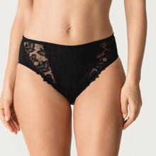Load image into Gallery viewer, 0561811, Deauville full brief in black, Prima Donna