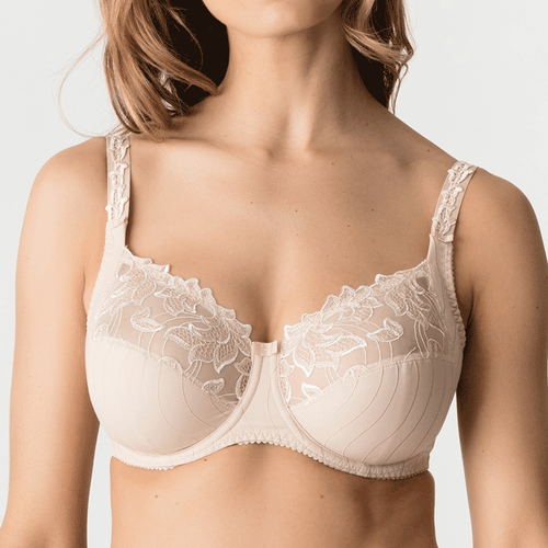 Prima Donna Deauville Underwire Bra, Fuller cup sizes, 0161810, 0161811, Deaville bra in cafe