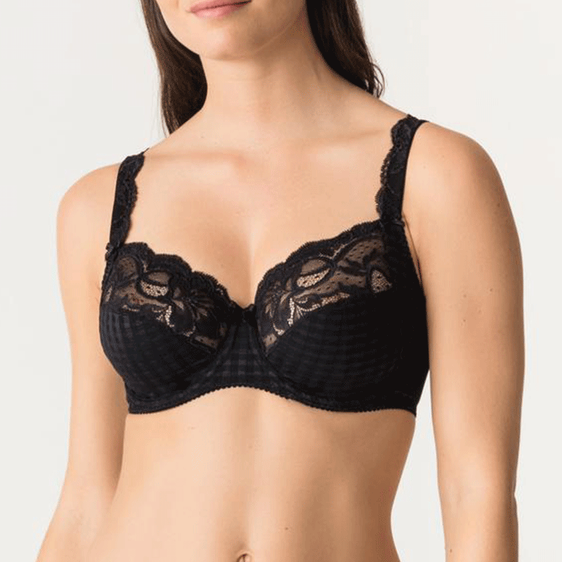Prima Donna Madison Bra In Black