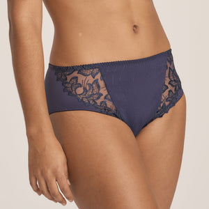 Prima Donna Deauville Full Brief In Silver Blue