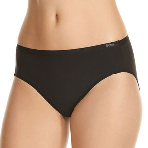 Berlei Hi Cut Brief Black