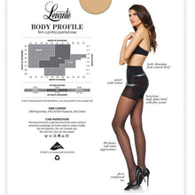 Load image into Gallery viewer, Levante Body Profile Pantyhose