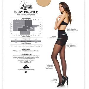 Levante Body Profile Pantyhose