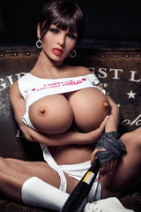 Huge Breast Muscle Sex Doll - 150cm - USA Warehouse - ESD15001