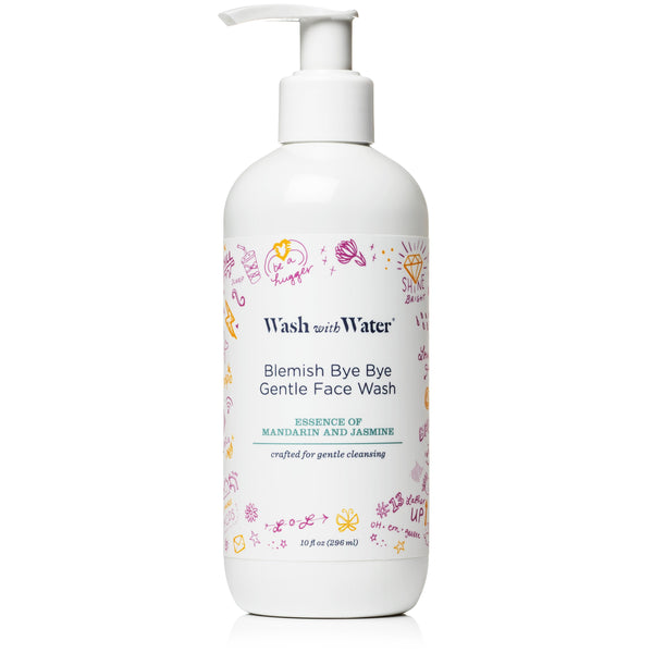 WwW Big Kid Blemish Bye Bye Gentle Face Wash | Wash with Water