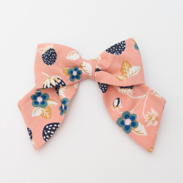 Classic Bow | Fall Berry