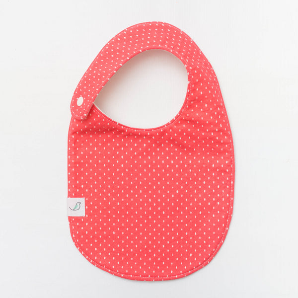 *NEW* Charlie Bib // Strawberry