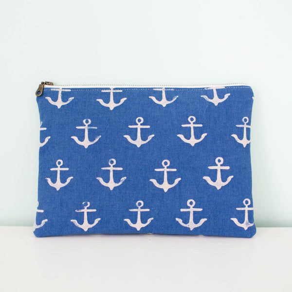 The HB Clutch // Anchors