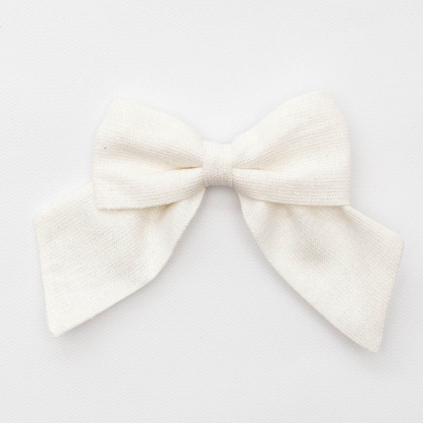 *NEW* Classic Bow | Sparkle Linen
