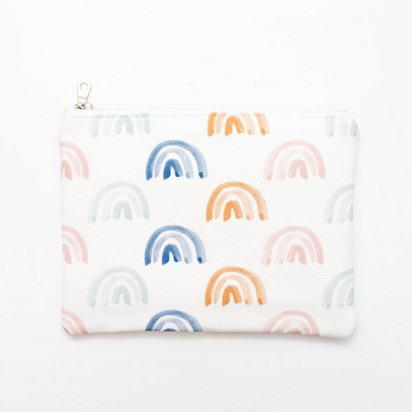 The HB Mini Clutch // Rainbows