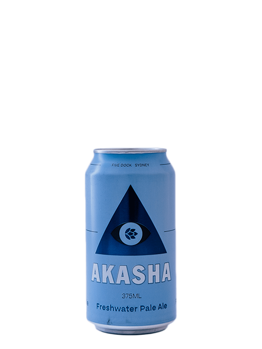 Akasha Fresh Water Pale Ale | 5% ABV