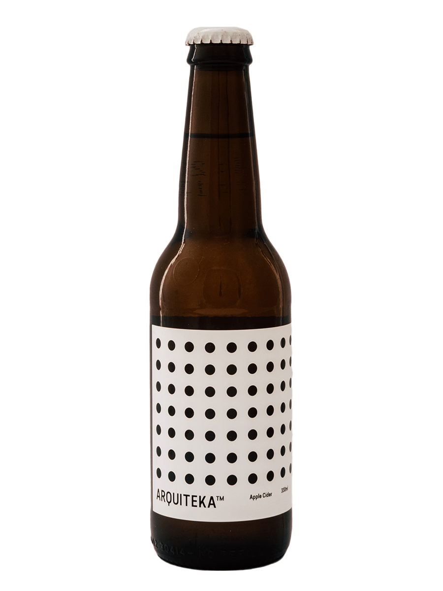 Arquiteka Cider | 6.6% ABV - Rascal Brunswick | Wine Bar + Bottle Shop