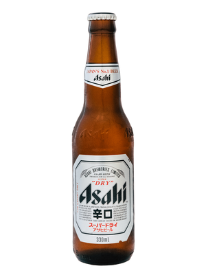 Asahi Super Dry - 5% ABV - Rascal Brunswick | Wine Bar + Bottle Shop