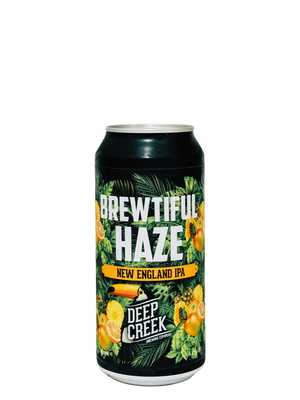 Deep Creek Brewtiful Haze New England IPA | 6.5% ABV - Rascal Brunswick | Wine Bar + Bottle Shop