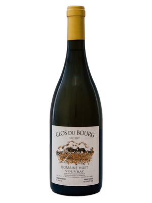 2017 Clos Du Bourg Vouvray - Rascal Brunswick | Wine Bar + Bottle Shop
