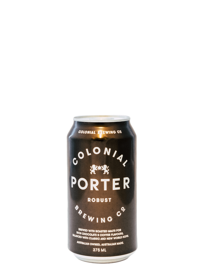 Colonial Porter | 6.0% ABV - Rascal Brunswick | Wine Bar + Bottle Shop