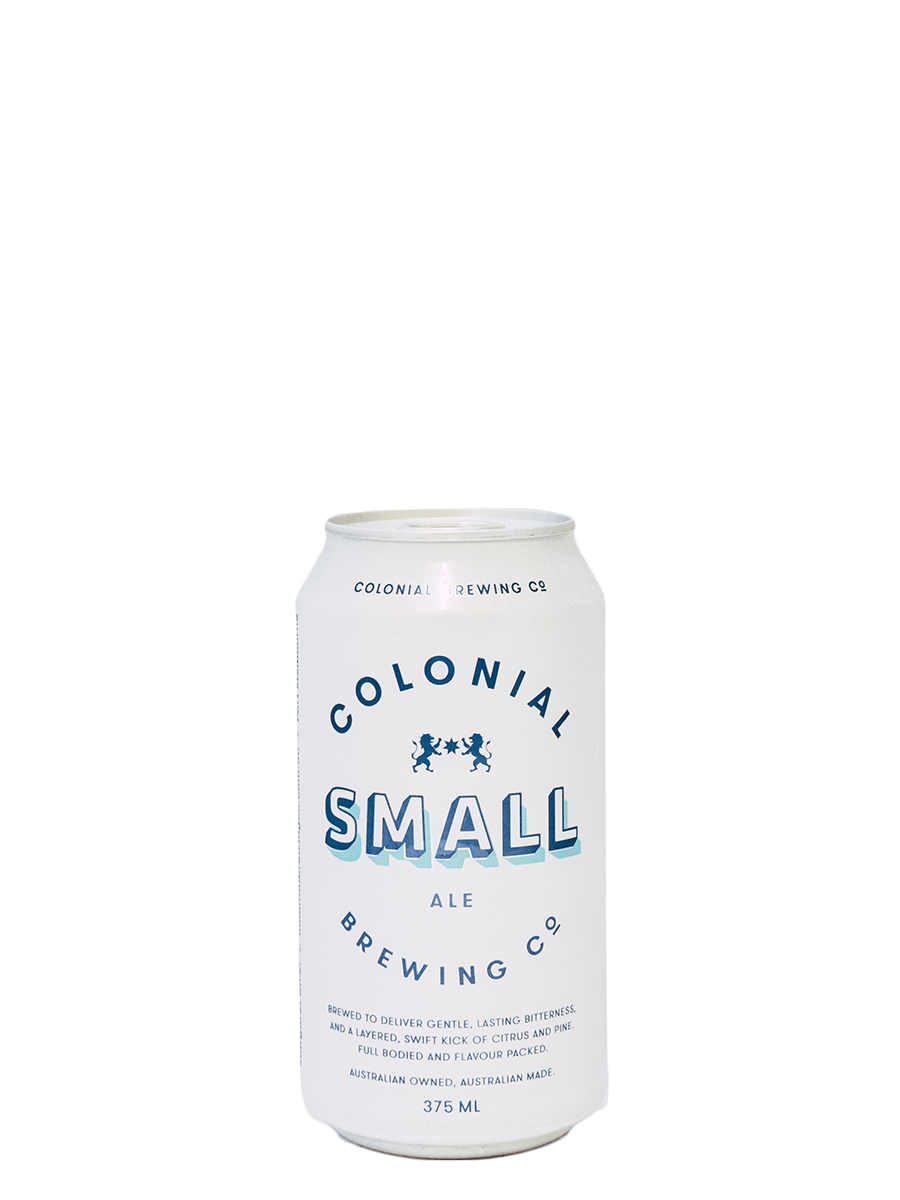 Colonial Small Ale | 3.5% ABV - Rascal Brunswick | Wine Bar + Bottle Shop
