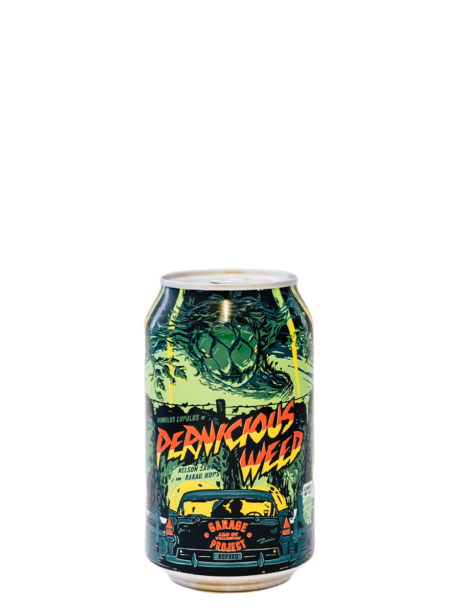 Garage Project Pernicious Weed DIPA | 8% ABV - Rascal Brunswick | Wine Bar + Bottle Shop