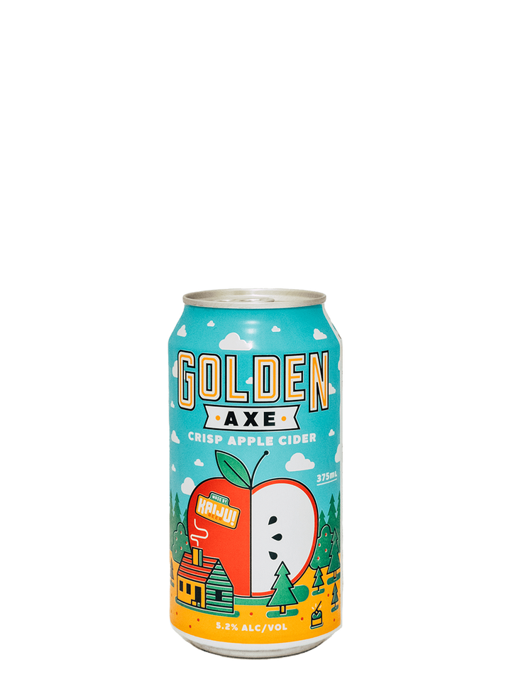 Kaiju Golden Axe | 5.2% ABV - Rascal Brunswick | Wine Bar + Bottle Shop