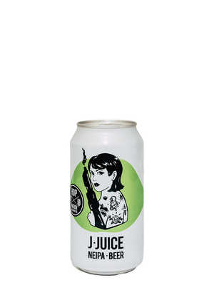 Hop Nation J- Juice NEIPA | 7.1% - Rascal Brunswick | Wine Bar + Bottle Shop