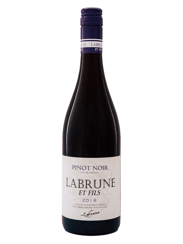 2018 Labrune Et Fils Pinot Noir - Rascal Brunswick | Wine Bar + Bottle Shop